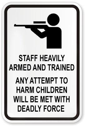 handbill-armed