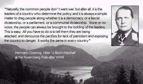 Goering-patriotism