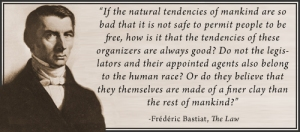 Bastiat-quote